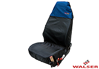 Volkswagen VW Polo three door (2009 onwards) :Walser car seat covers Outdoor Sports & Family blue - WL12063