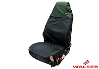 Volkswagen VW Polo three door (2009 onwards) :Walser car seat covers Outdoor Sports & Family green - WL12064