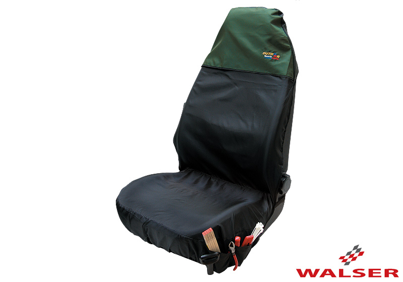 Walser car seat covers Outdoor Sports & Family green - WL12064