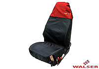 Volkswagen VW Polo three door (2009 onwards) :Walser car seat covers Outdoor Sports & Family red - WL12062