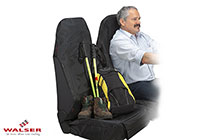 Fiat Punto van (1994 to 1999) :Walser car seat covers Dirty Harry - WL12070