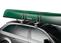 :Thule Portage canoe/boat carrier no. 819