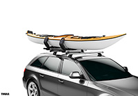:Thule Hullavator Pro kayak carrier no. 898