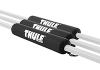 :Thule black board / boat pads no. TU5603 - 1 pair (Square bars only)
