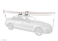 :Whispbar roller kayak carrier no. WB401