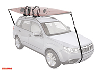 :Yakima JayLow folding kayak carrier no. YK8004076