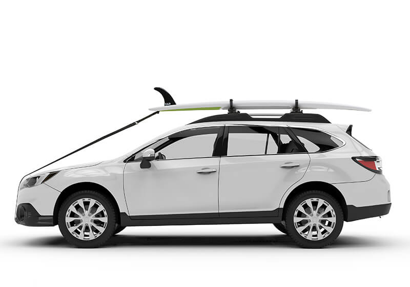 :Yakima SUPPUP carrier with roof bars