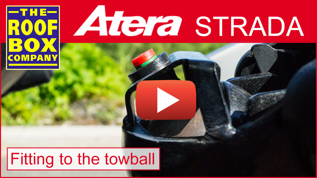 Atera STRADA-how to fit to the tow ball