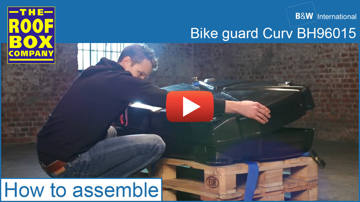 B&W International bike guard curv® - HOW TO ASSEMBLE