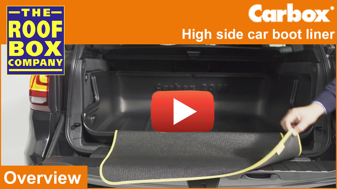 Carbox Classic - High side car boot liner