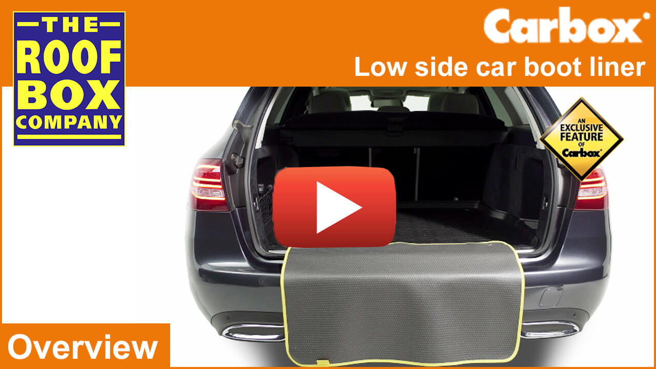 Carbox Form - Low side car boot liner