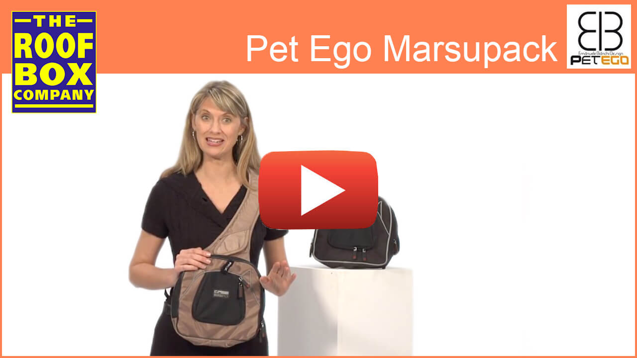 Pet Ego Marsupack Small Front Carrier