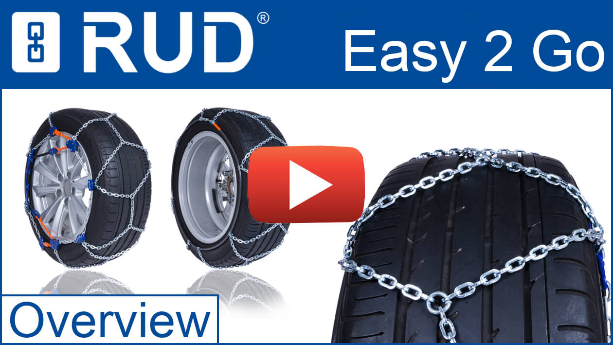 RUD Easy2Go snow chains Overview