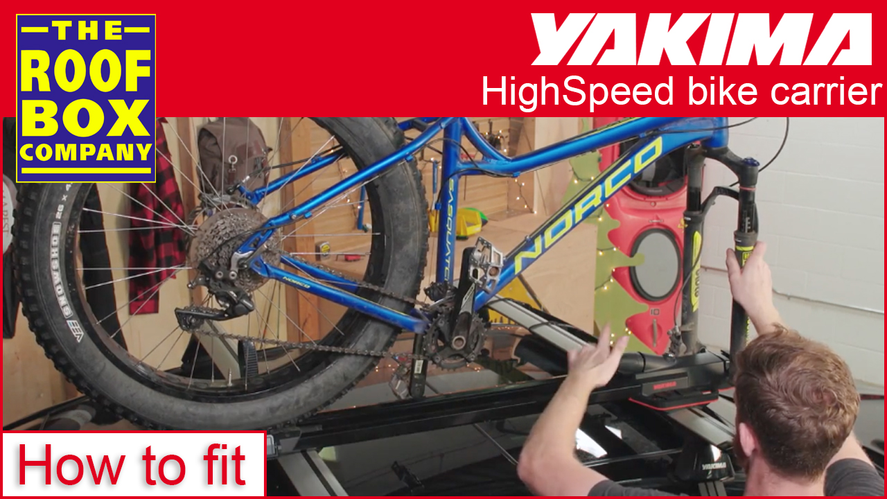 Yakima HighSpeed – How to fit