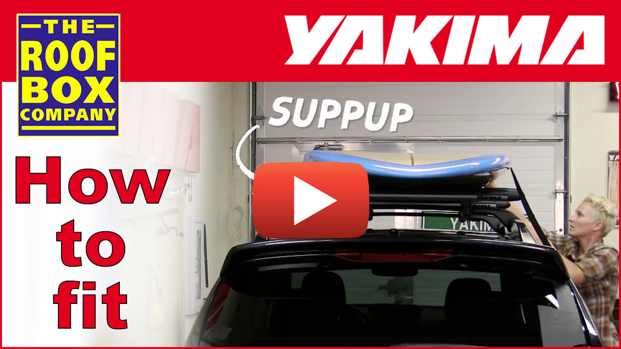 Yakima SUPPUP - Stand up paddle board carrier
