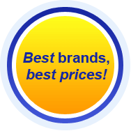 Best brands, best prices