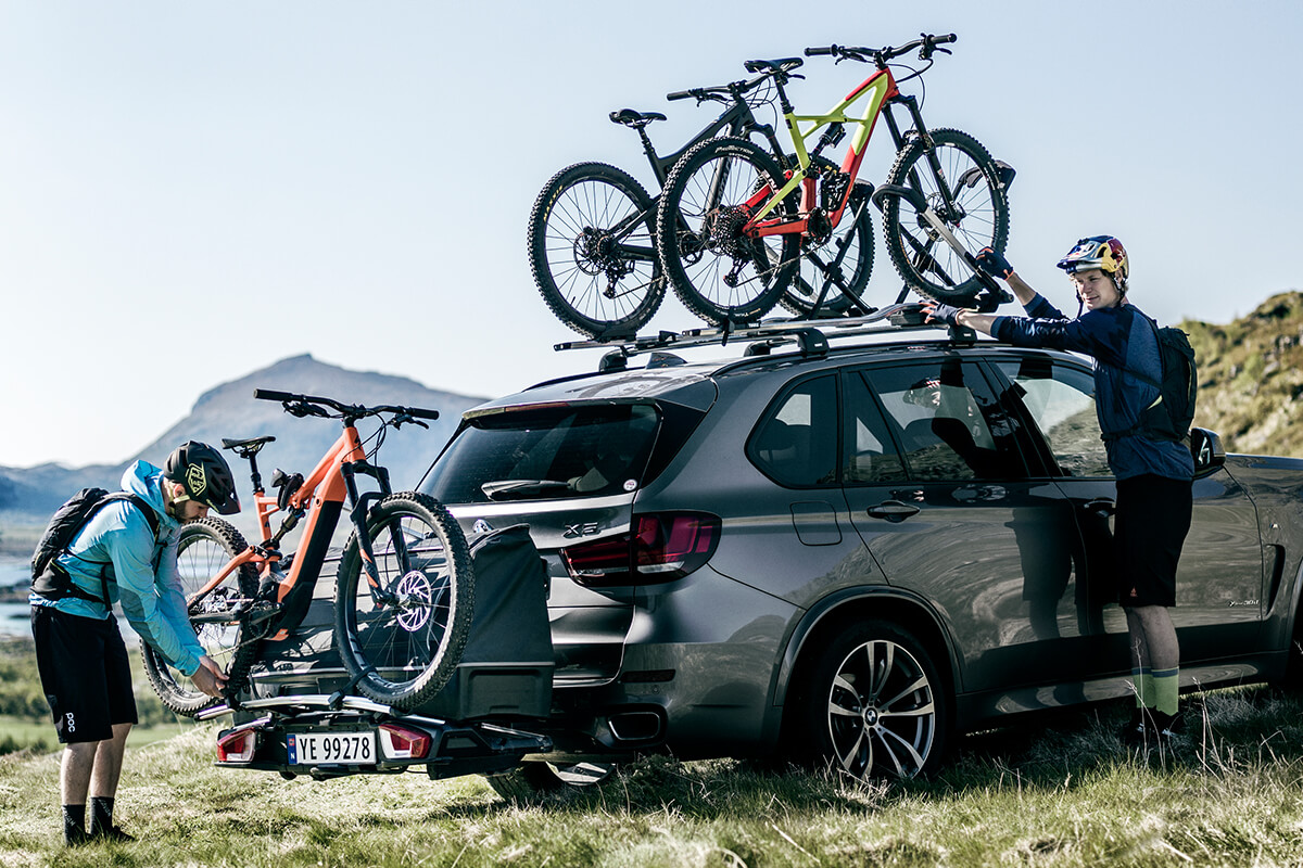 Citroen DS3 Crossback (2019 onwards):Bike carriers