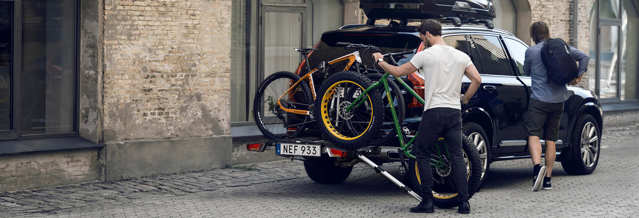 Thule Bike Carriers Amp Bike Racks The Roof Box Company