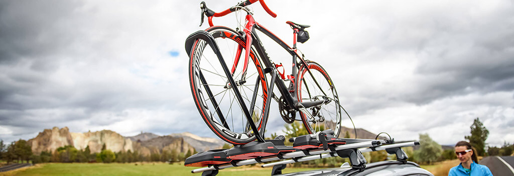 Yakima High Road - Tyre Hold Bike Carrier