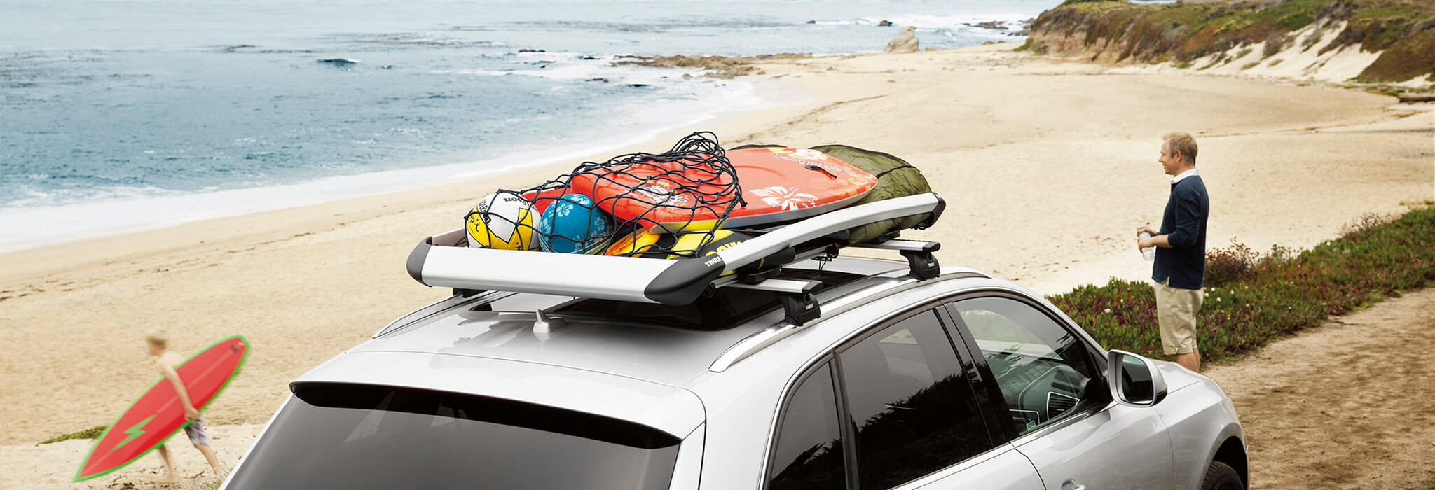 Thule Cargo Basket Carrier