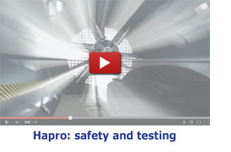 Hapro: Safety and Testing