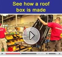 Manufacturing a Roof Box