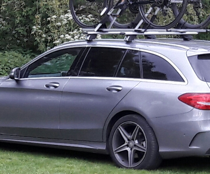 Hyundai Santa Fe 12 18 For Cars With Flush Mounted Roof