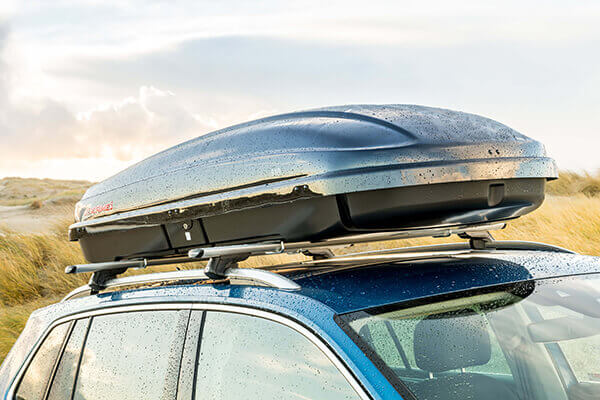 Citroen C4 three door (2005 to 2011):Roof boxes