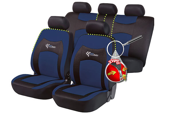 Iveco Daily L3 H3 (2014 onwards):Seat covers