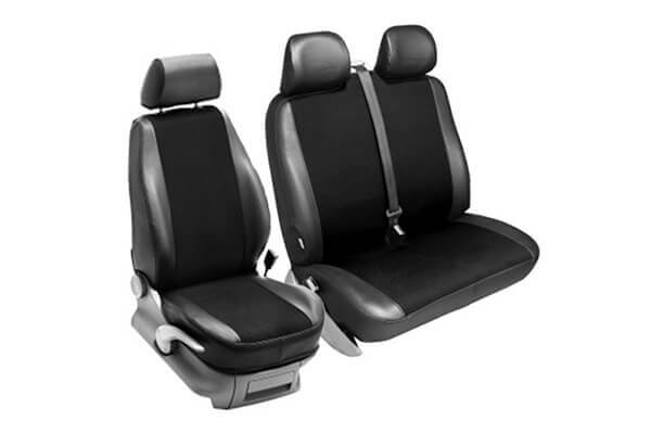 Volkswagen T4 Transporter L2 (LWB) H1 (low roof) (1991 to 2002):Commercial seat covers