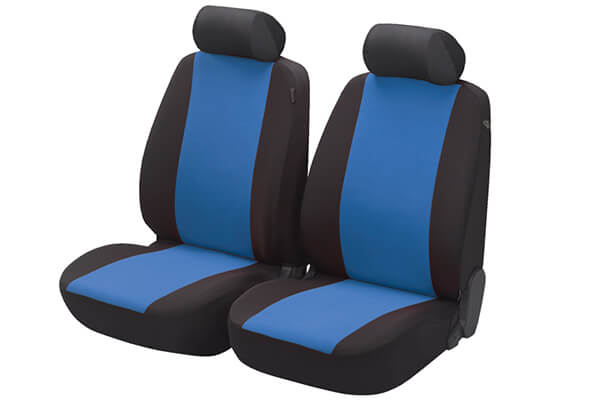 Seat Ibiza five door (2000 to 2002):Walser seat covers, fabric: