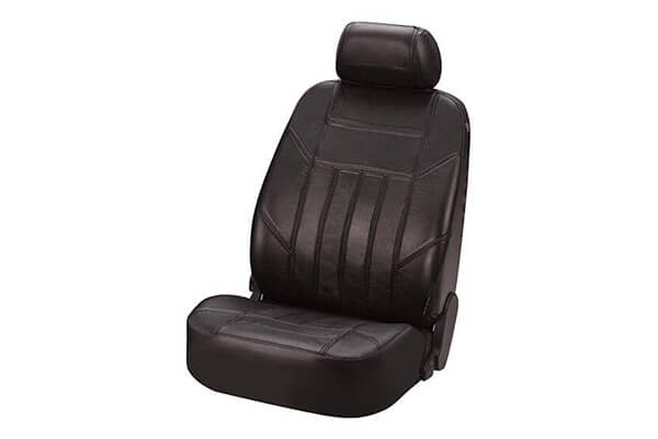 Peugeot 4007 (2007 to 2013):Walser seat covers, leather: