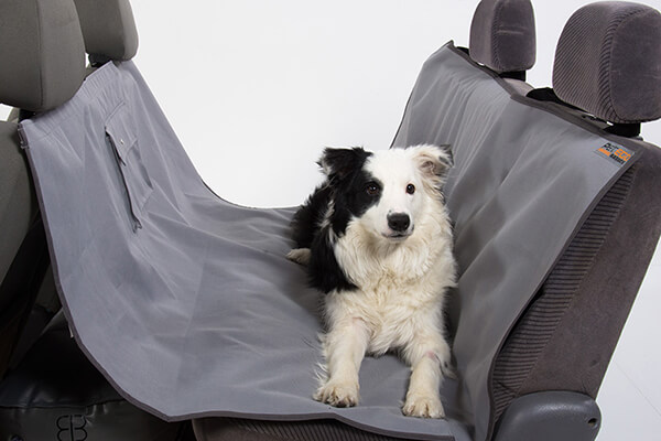 Peugeot 4007 (2007 to 2013):Pet hammock: