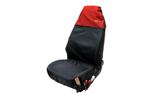 Seat Ibiza five door (2000 to 2002):Waterproof seat covers, front: