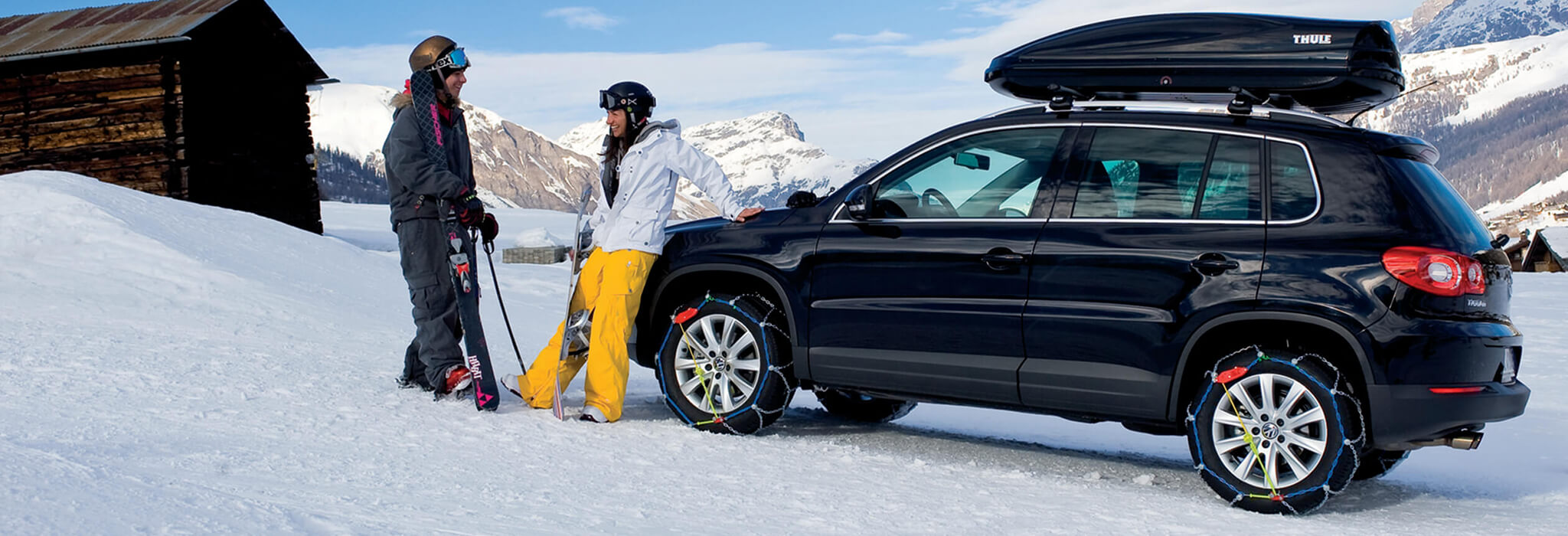 Thule Snow Chains