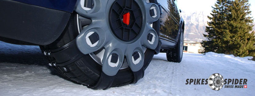 spikes spider snow chains snowchain snowchains. Black Bedroom Furniture Sets. Home Design Ideas
