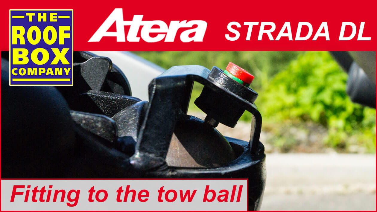 Atera STRADA 2015 - How to fit to the tow ball