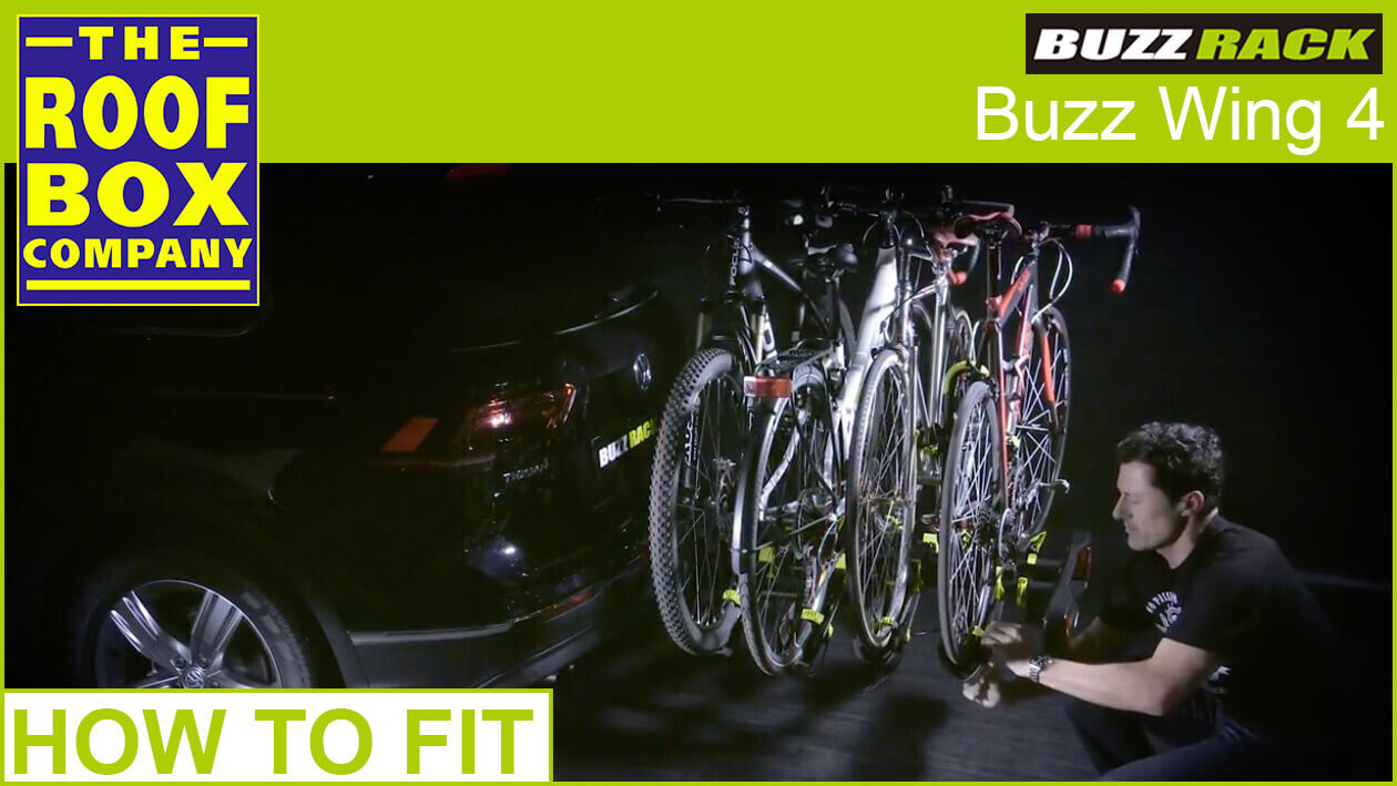BUZZ RACK Buzzwing - How to fit