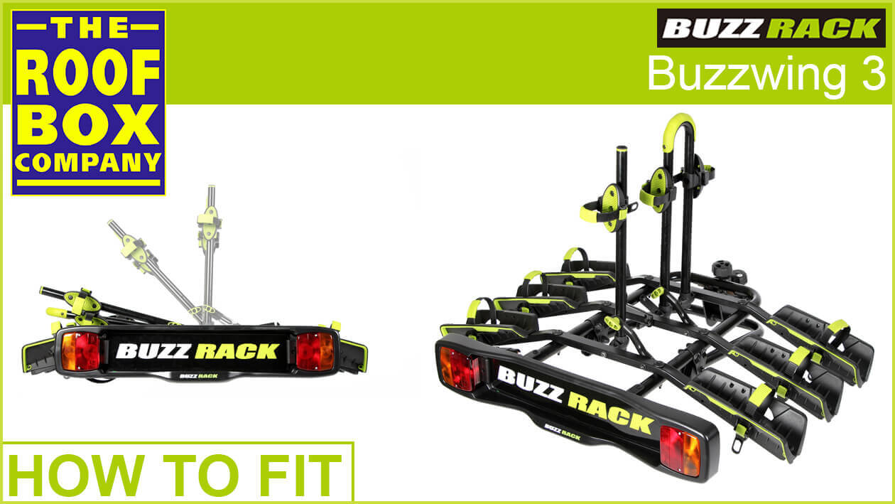 BUZZ RACK Buzzwing 3 - How to fit