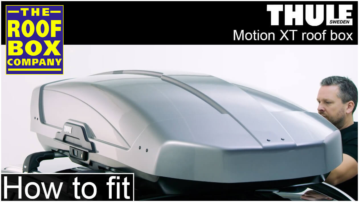 Thule Motion XT - How to fit