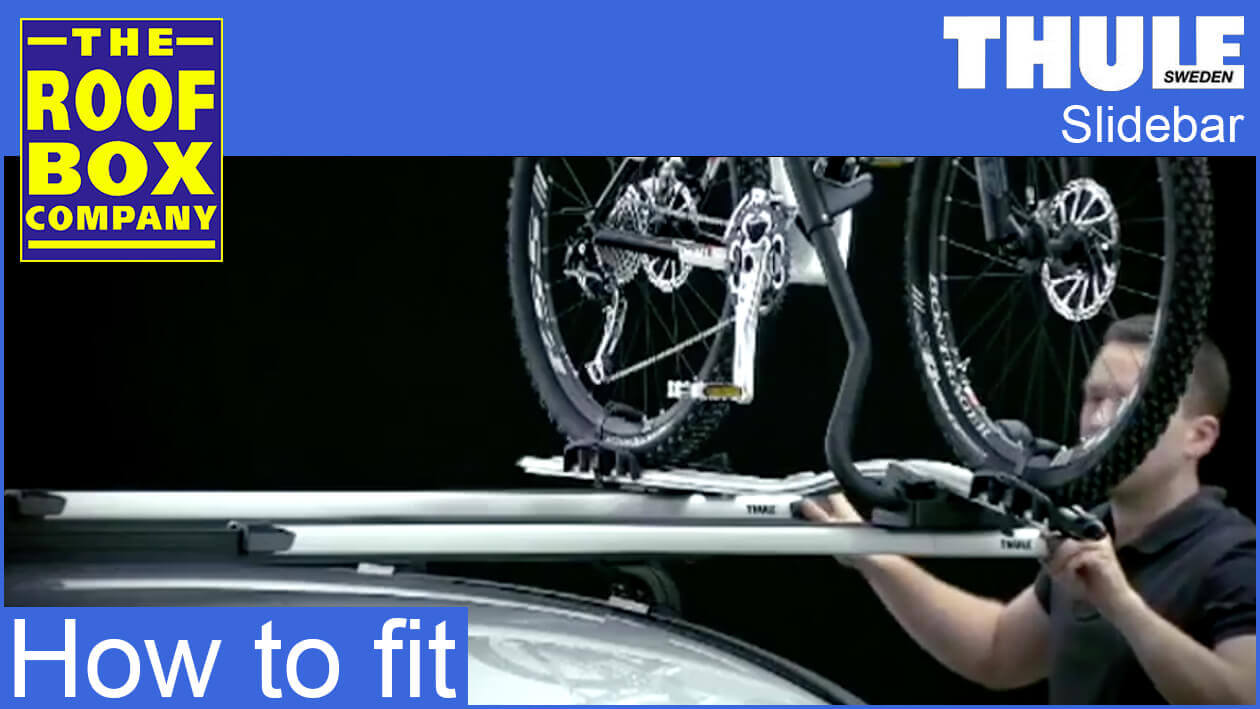 Thule SlideBar - How to fit