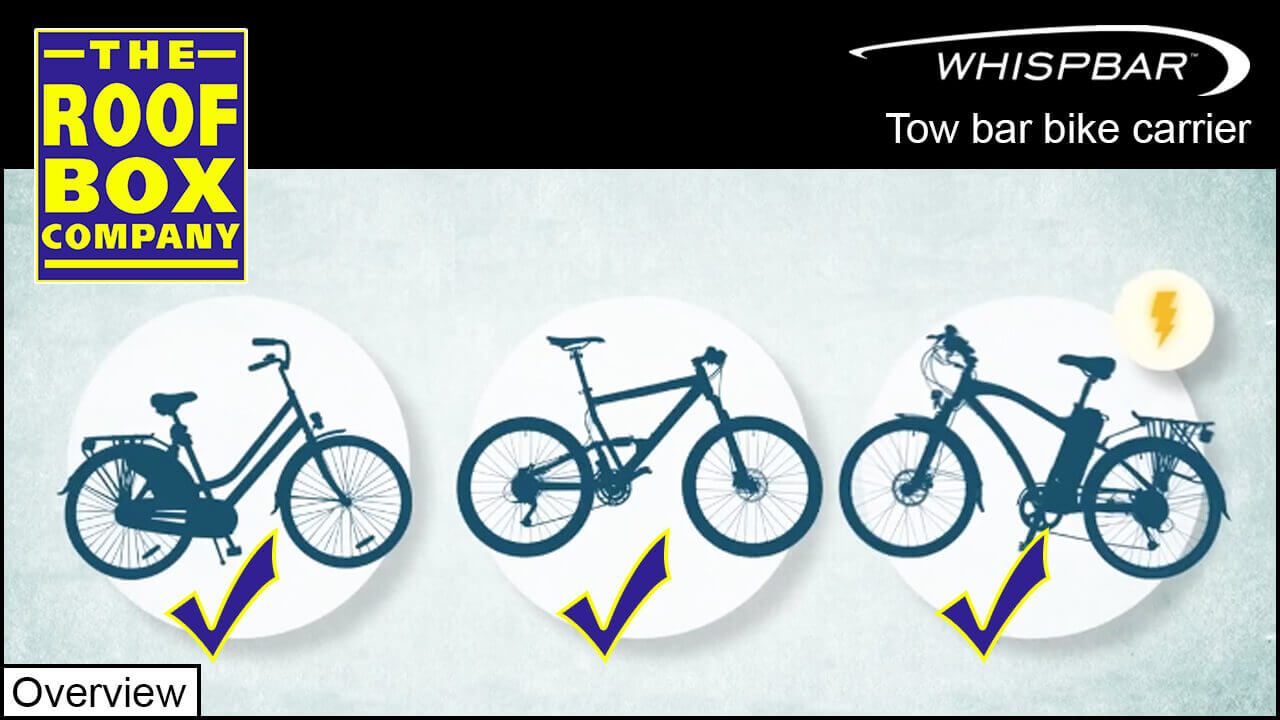 Whispbar WBT21 - How to fit