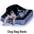 Canaan Dog:EB Dog Bag bed: