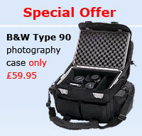 Special Offer, B and W Type 90 photography case only £59.95