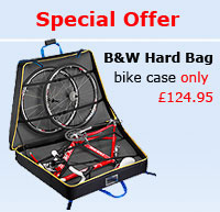 The Roof Box Company: B&W Hard Bag bike case only �124.95