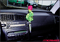 The Roof Box Company: Kamei Car Styling Flower vase