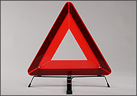 The Roof Box Company: Warning Triangle
