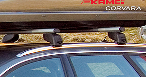 The Roof Box Company: Atera SIGNO roof bars