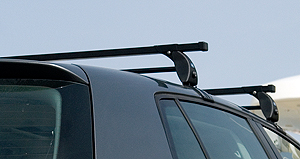 The Roof Box Company: CRUZ Optima roof bars/roofracks