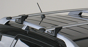 The Roof Box Company: Prorack S-wing roof bars/roofracks